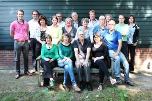 Groepfoto Deelnemers groep 1